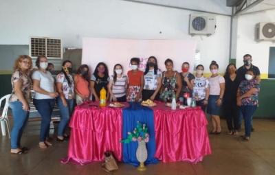 Grupo cegonha  Bom Jesus do Araguaia